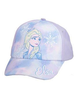 Frozen Kinder cap Lila