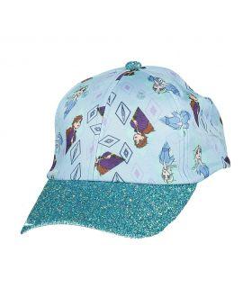 Frozen Kinder cap Blauw