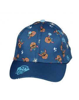 Paw Patrol Kinder cap Blauw