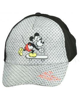 Mickey Kinder cap Grijs
