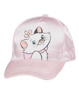 Marie Kinder cap Roze