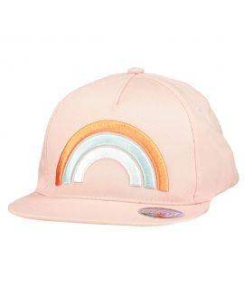 Kinder cap Roze