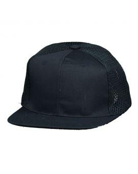 Heren cap Nachtblauw