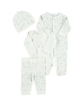 Newborn set Wit
