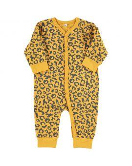 Baby pyjama Geel
