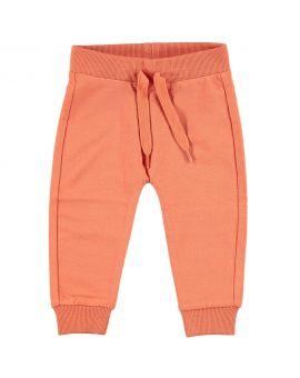 Newborn jongens broek Oranje