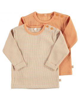 Newborn T-shirt Oranje