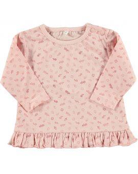Newborn meisjes T-shirt Roze