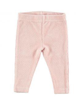 Newborn legging Roze