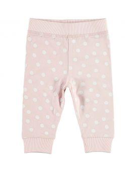 Newborn meisjes broek Licht roze