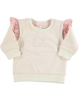 Newborn meisjes sweater Roze