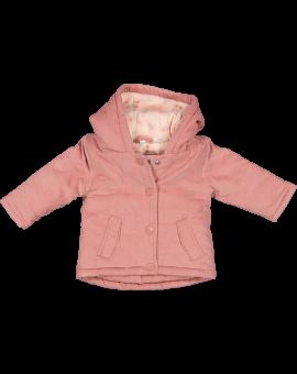Newborn jasje Roze