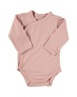 Just Born romper Roze