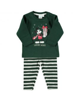 Newborn set Groen