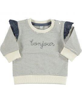 Newborn meisjes sweater Blauw