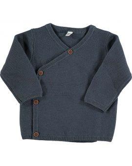 Newborn vest Blauw
