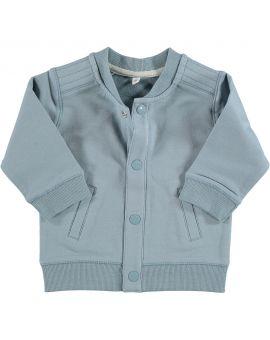 Newborn jongens vest Blauw