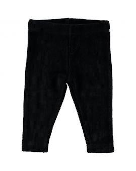 Newborn legging Zwart