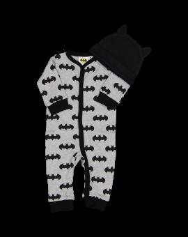 Batman Newborn boxpak Grijs