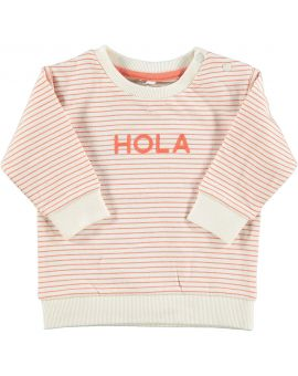 Newborn sweater Oranje