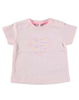 Just Born meisjes T-shirt Roze