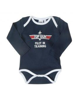Topgun Baby romper Blauw