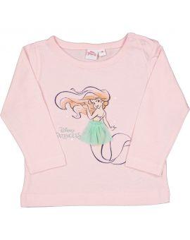 Ariel Baby meisjes T-shirt Roze