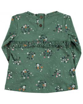 Baby meisjes T-shirt Groen