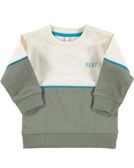 Baby jongens sweater Groen
