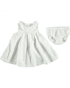 Baby jurkje Wit