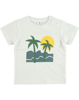 Baby T-shirt Wit