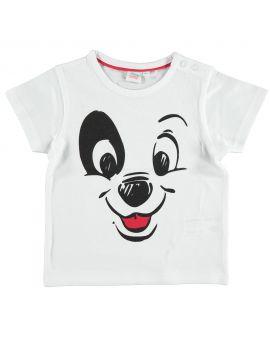 101 Dalmatiërs Baby T-shirt Wit
