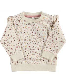 Baby meisjes sweater Zand