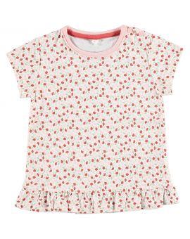 Baby meisjes T-shirt Roze