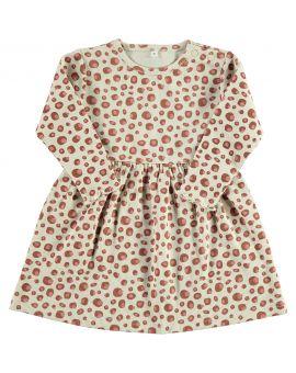 Baby jurk Zand