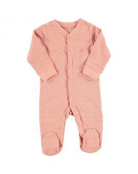 Baby pyjama Oranje