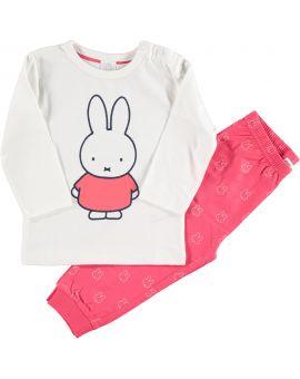 Nijntje baby pyjama Wit