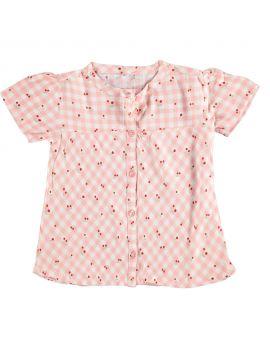 Baby meisjes blouse Roze