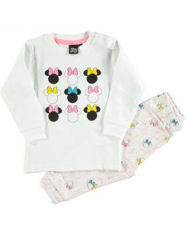 Minnie Baby pyjama Roze