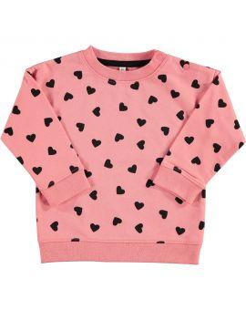 Baby meisjes sweater Roze
