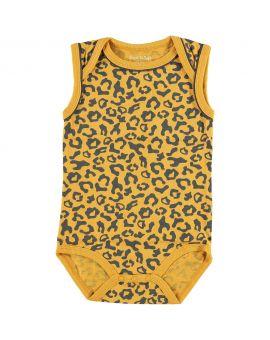 Baby romper Fuchsia