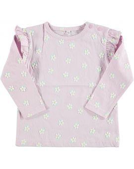 Baby T-shirt Lila