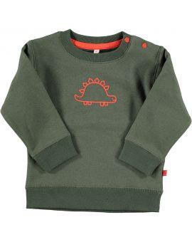 Baby meisjes trui Groen