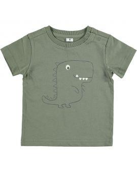 Baby T-shirt Groen