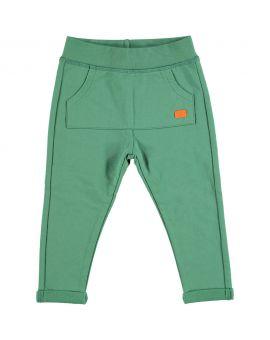 Baby jongens joggingbroek Groen