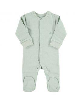 Baby pyjama Groen