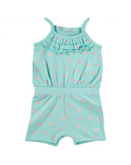 Baby jumpsuit Turquoise