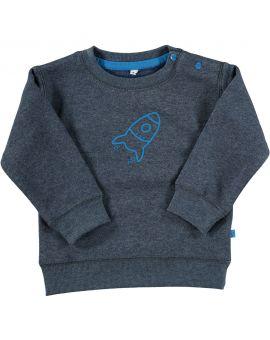 Baby meisjes trui Blauw
