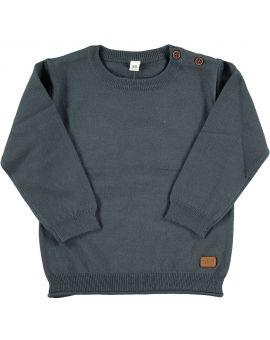 Baby jongens sweater Blauw