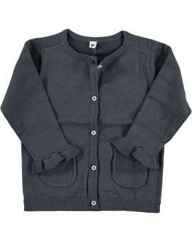 Baby vest Blauw